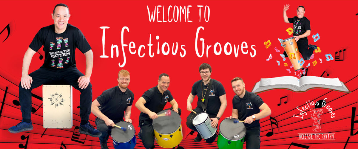 Infectious Grooves - Release the Rhythm